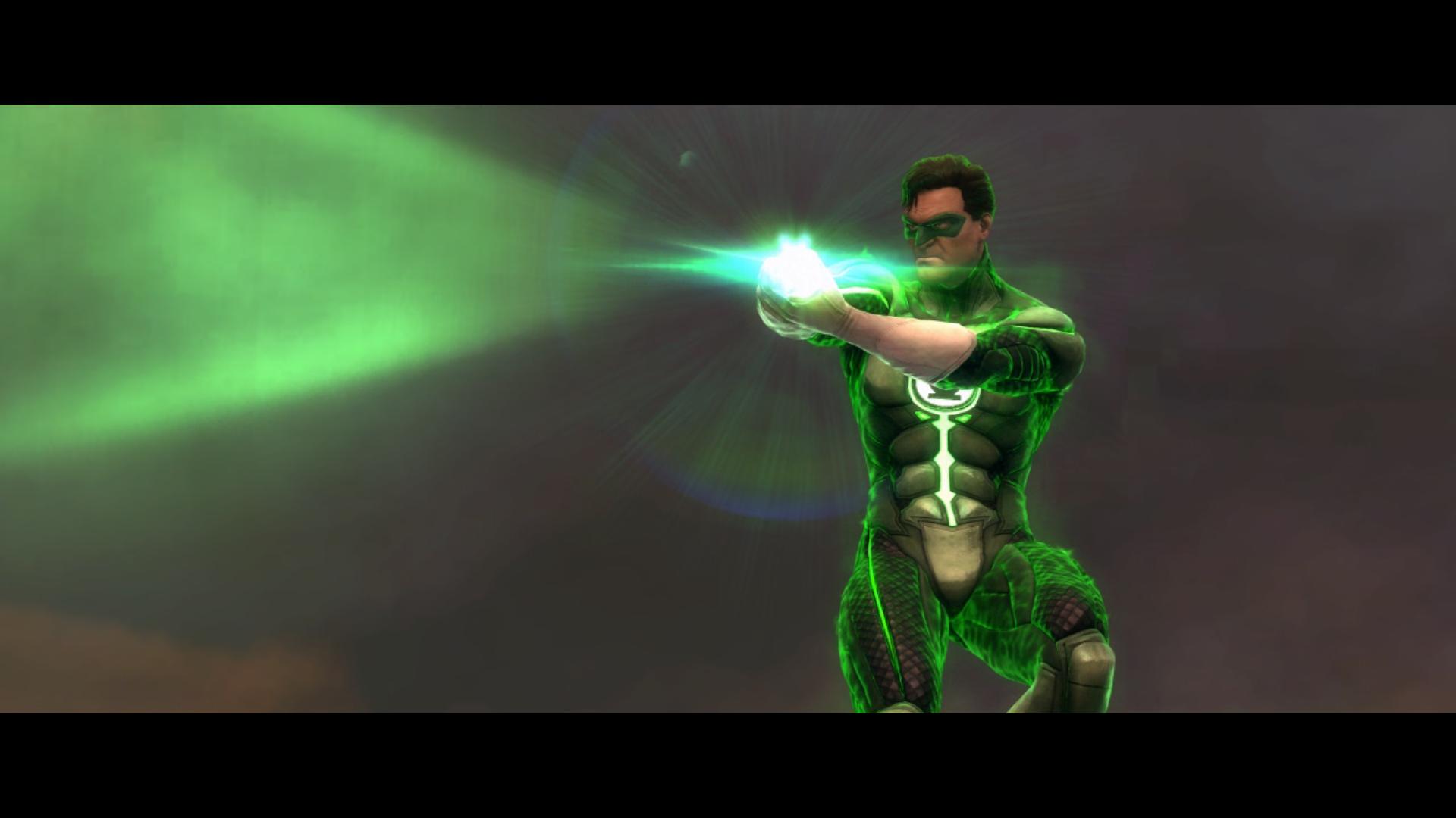 Injustice Gods Among Us Green Lantern Hal Jordan Green Lantern Injustice