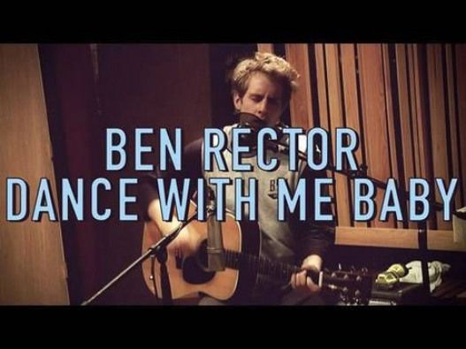Ben Rector  Dance With Me Baby This is sweet and wonderful Ben Rector is creative and talented I really like his work