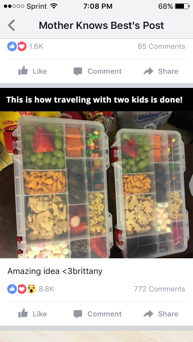 Kids hack