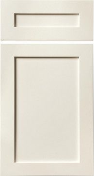 Shaker Cabinet Doors Antique White Traditional