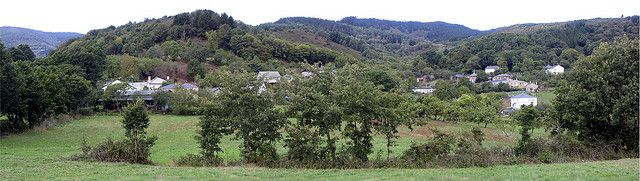 Oselle,provincia Lugo en Galicia