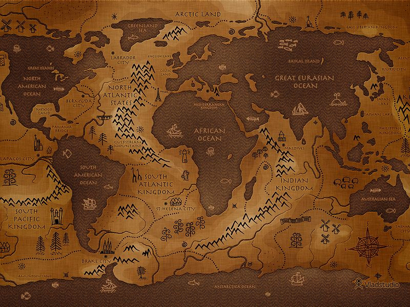 The Reverse Map Of The World If Land Masses Dominated Instead Of Water Map Wallpaper World Map Wallpaper World Wallpaper Water map wallpaper 1920x1080 jpg