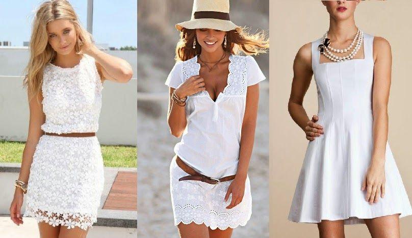 dc9232bf005e vestido blanco con accesorios dorados - Google Search | Projects to ...