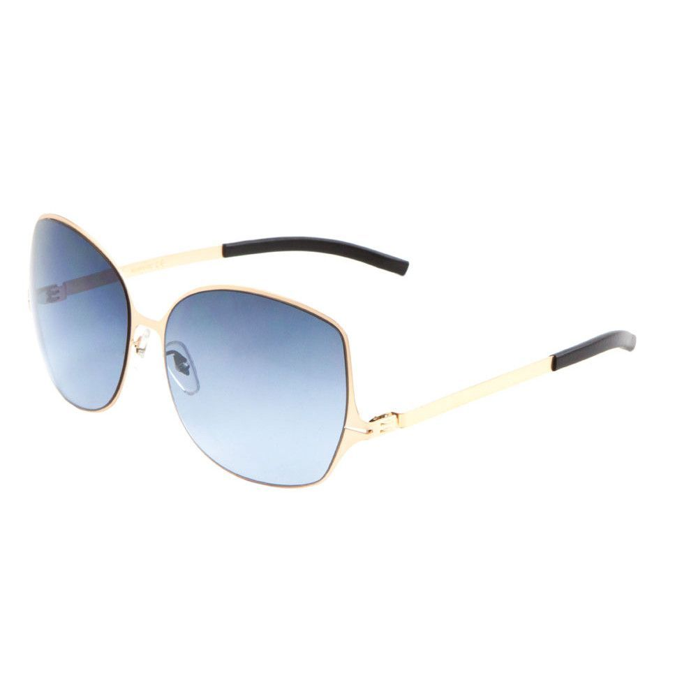 Butterfly Sunglasses with Low Temple Design