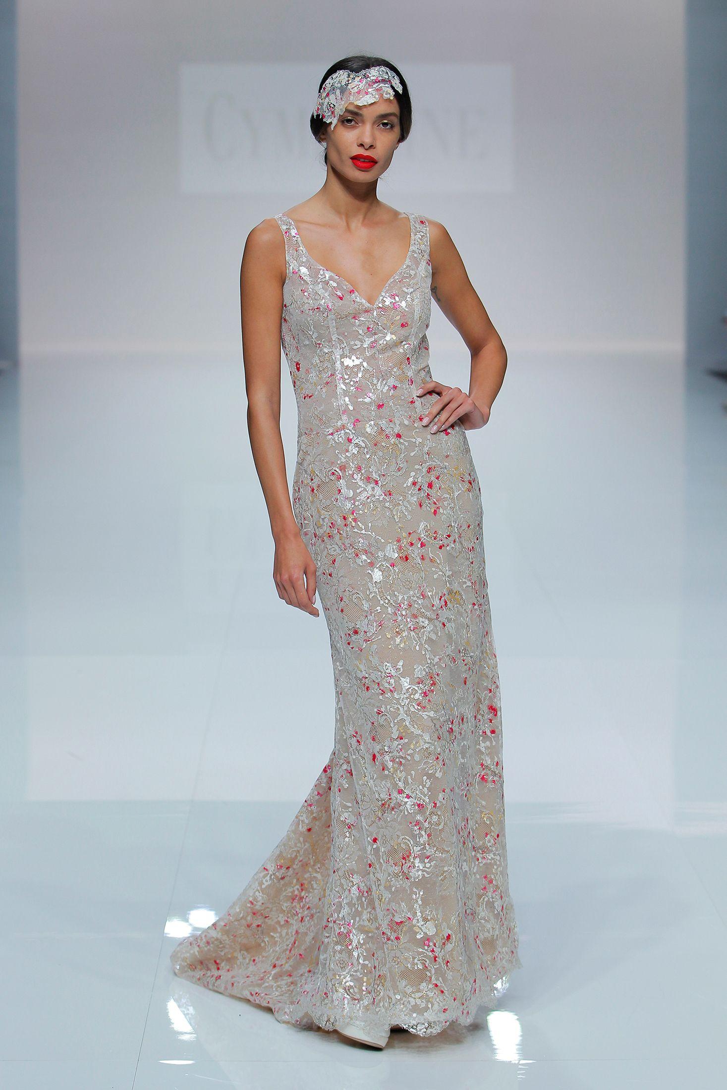 Vestido de Novia de Cymbeline - CY 087 #wedding #bodas #boda ...
