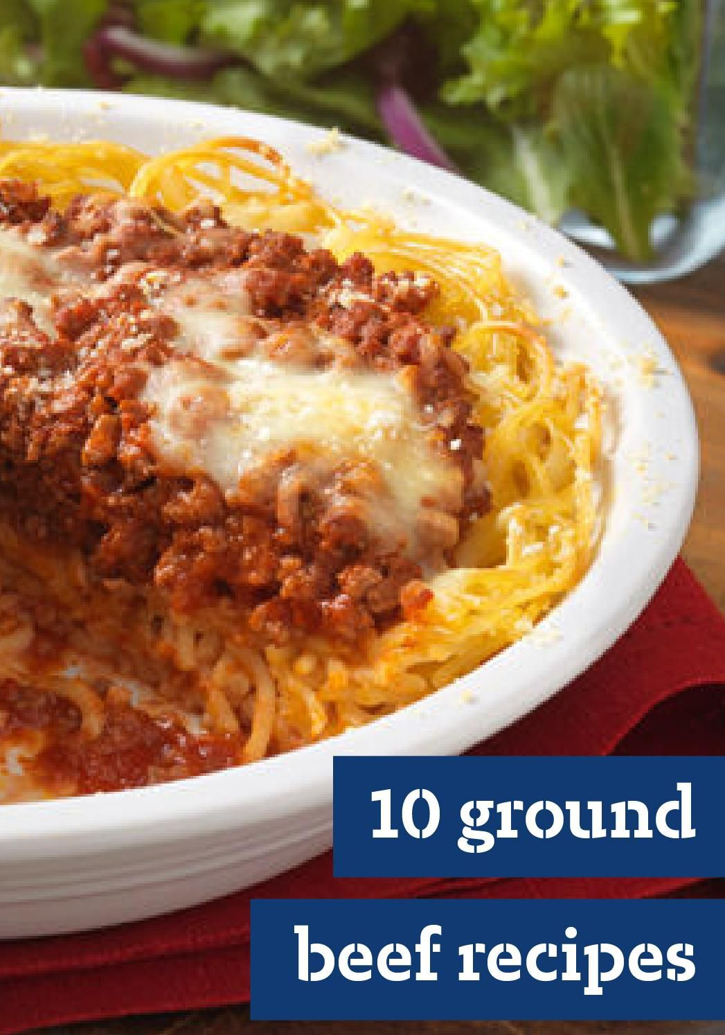 Ground Beef Recipes Recipes Spaghetti Pie Recipes Kraft Recipes