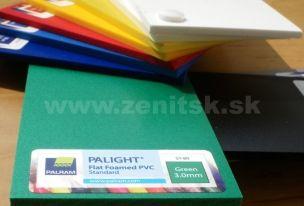 Penená PVC doska Palight