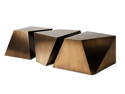 Superieur Contemporary Cocktail Tables   Jean De Merry Table  Http://richardrabel.com/the Modern Sybarite/contemporary Cocktail Tables/  #HollyHunt #JeandeMerry # ...