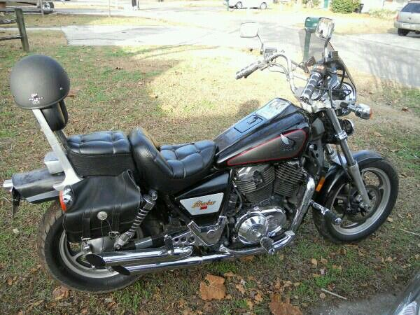 My First And Only Ride 1986 Honda Shadow 1100 Original Everything