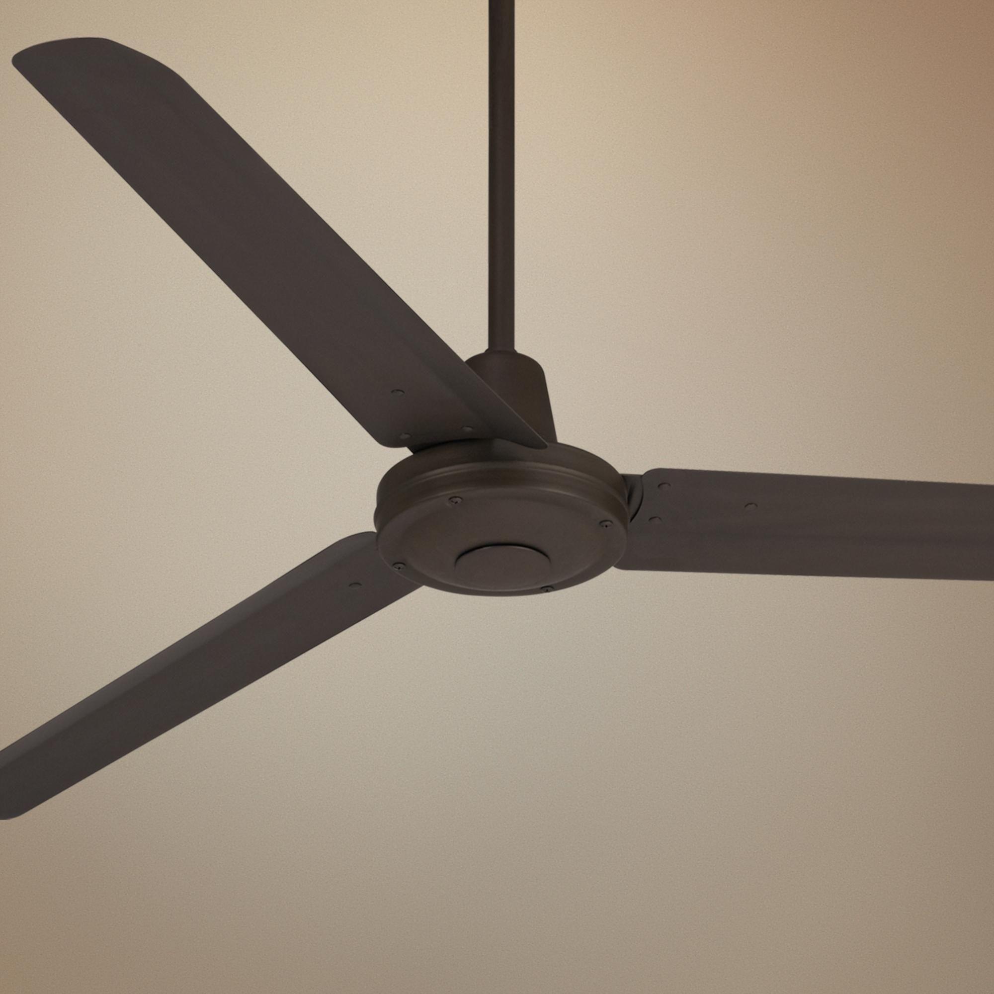 60 Casa Vieja Turbina Dc Damp Bronze Ceiling Fan U4514 Lamps Plus Ceiling Fan Bronze Ceiling Fan Ceiling Fan Light Kit