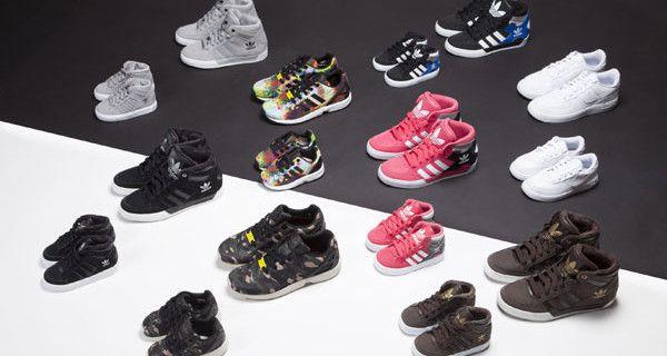 adidas zx flu bambino