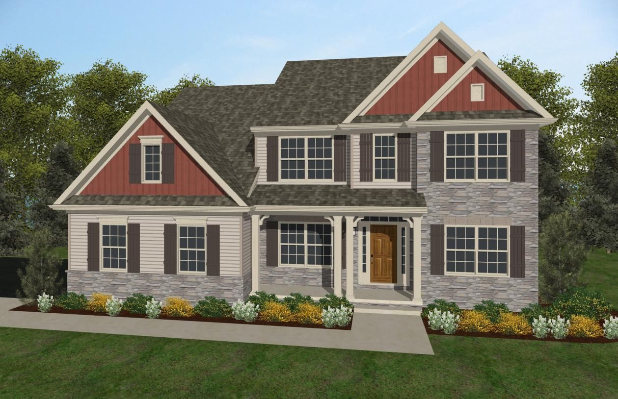 Augusta Model Keystone Custom Homes Home Design