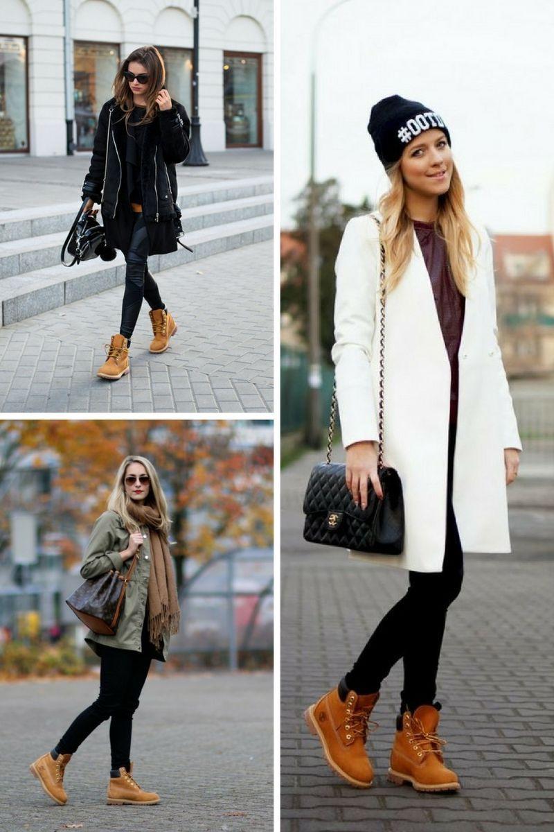 carta lista basura  How To Tie Timberland Boots Female | Looks femininos, Looks moda, Looks