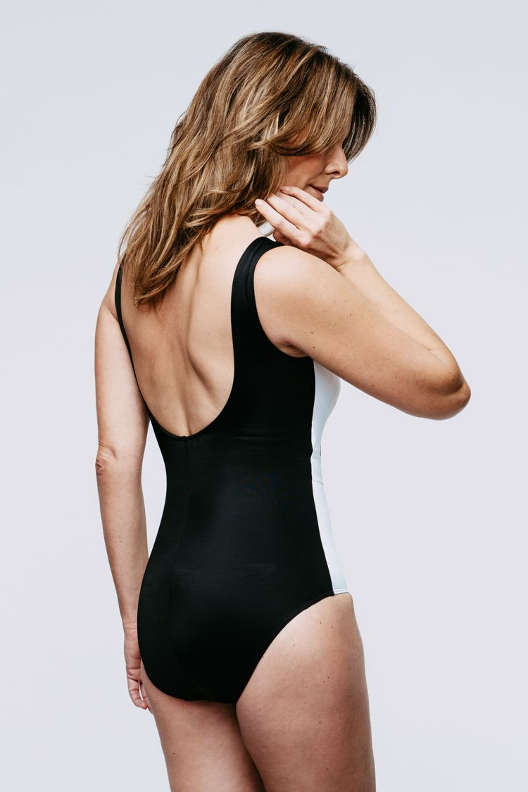 Lullebiegga Inari swimsuit (post-mastectomy swimwear, excellent in  supporting a breast prosthesis or two)