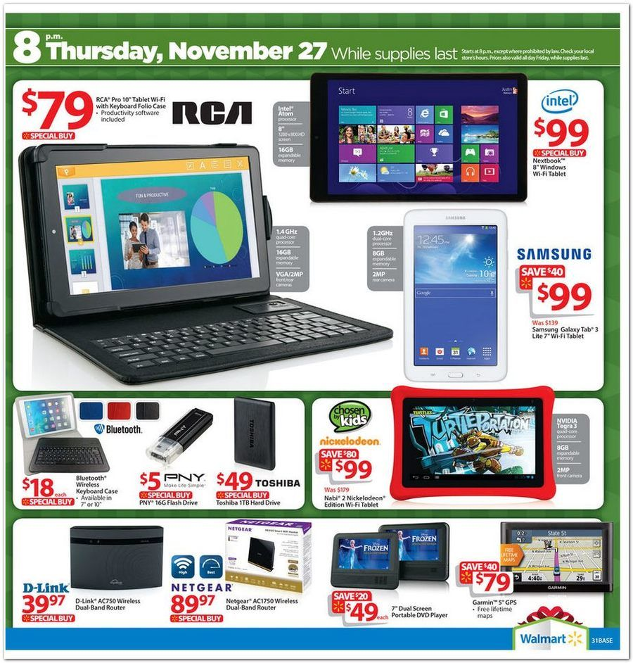 Walmart sale ad for this weekend - Walmart Black Friday 2014 Ads And Sales