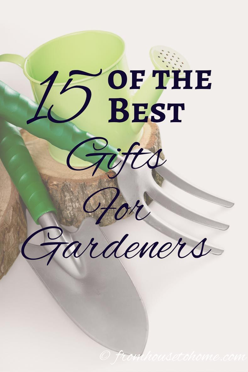 15 Of The Best Gifts For Gardeners