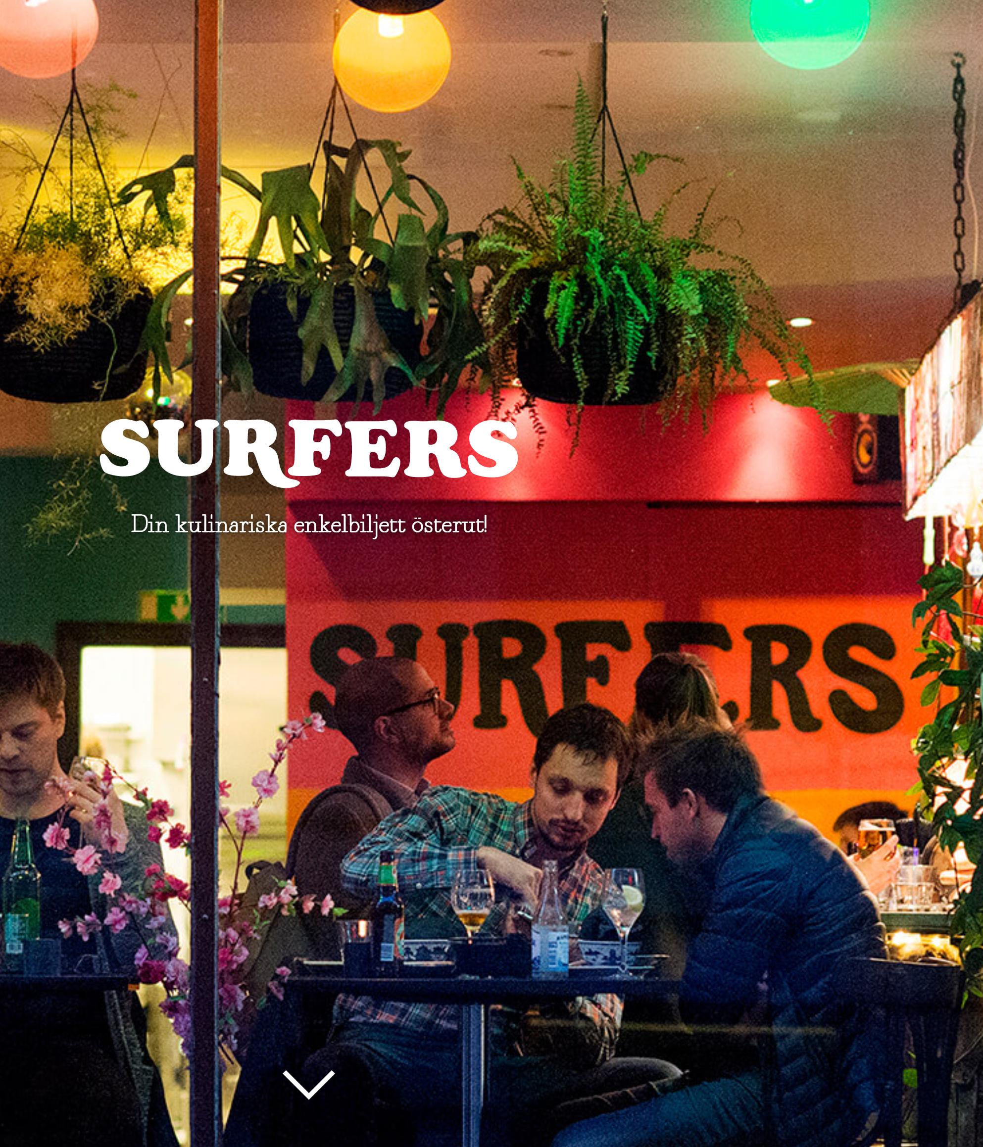 Surfers i stockholm