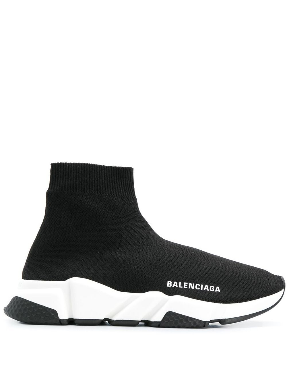 Balenciaga Speed Pull On Sneakers Farfetch Womens Sneakers Trainer Heels Sneakers