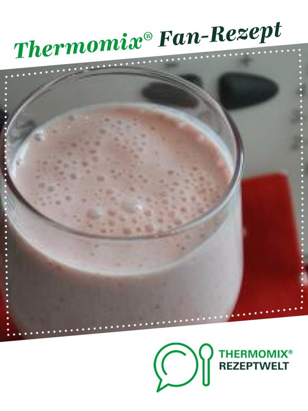 Smoothie Erdbeere-Banane light | Rezept | Thermomix ...