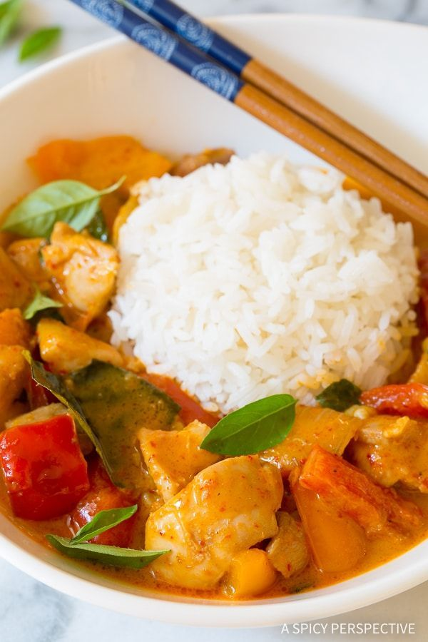 The best thai panang chicken curry ever thaifoodrecipes thai the best thai panang chicken curry ever thaifoodrecipes forumfinder Choice Image