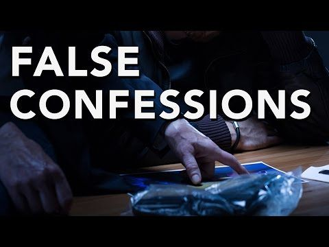 "Saul Kassin: ""False Confessions"""