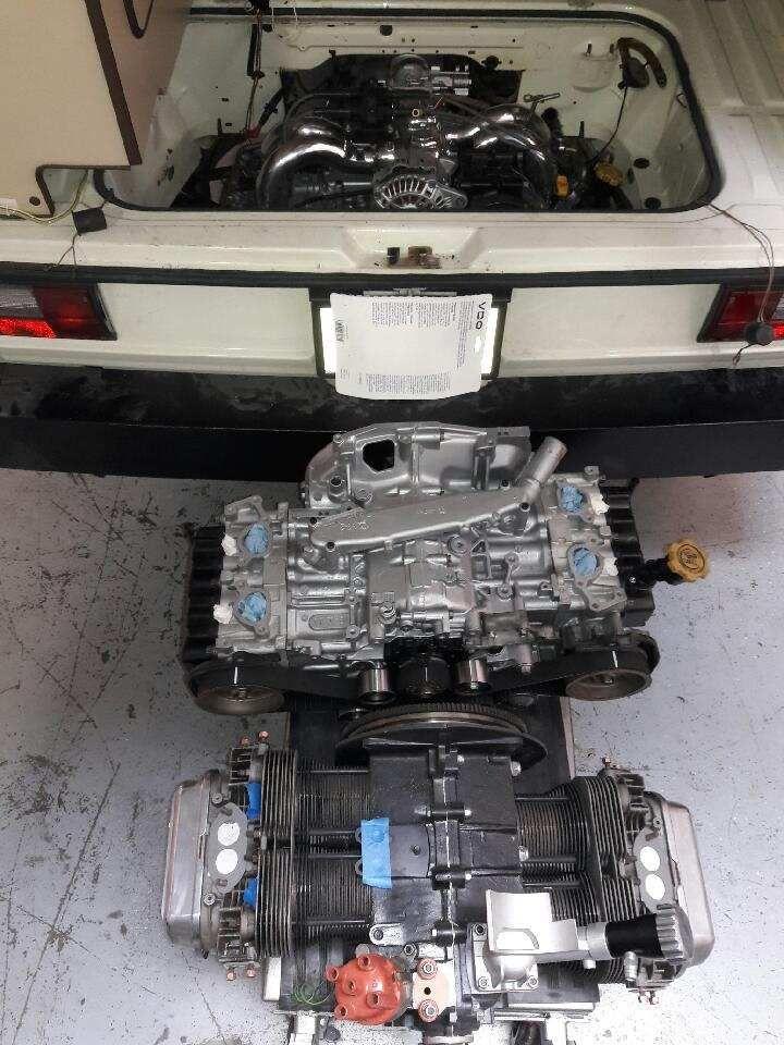 SubiSwaps Subaru EJ22 and EJ25 #Engine #Conversions. #VW,#Vanagon ...