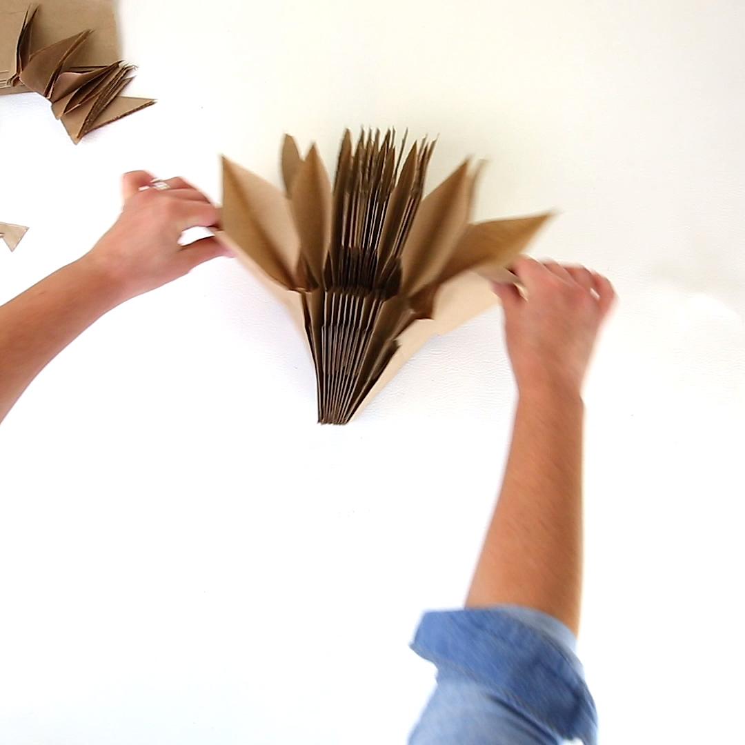 remise pour vente en vente en ligne à vendre How to Make Paper Stars From Lunch Bags | Blog Art | Craft ...