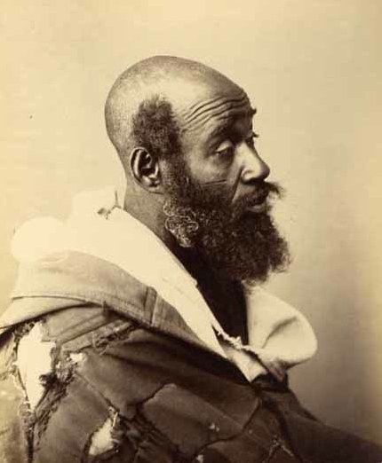 Moroccan Berber man.