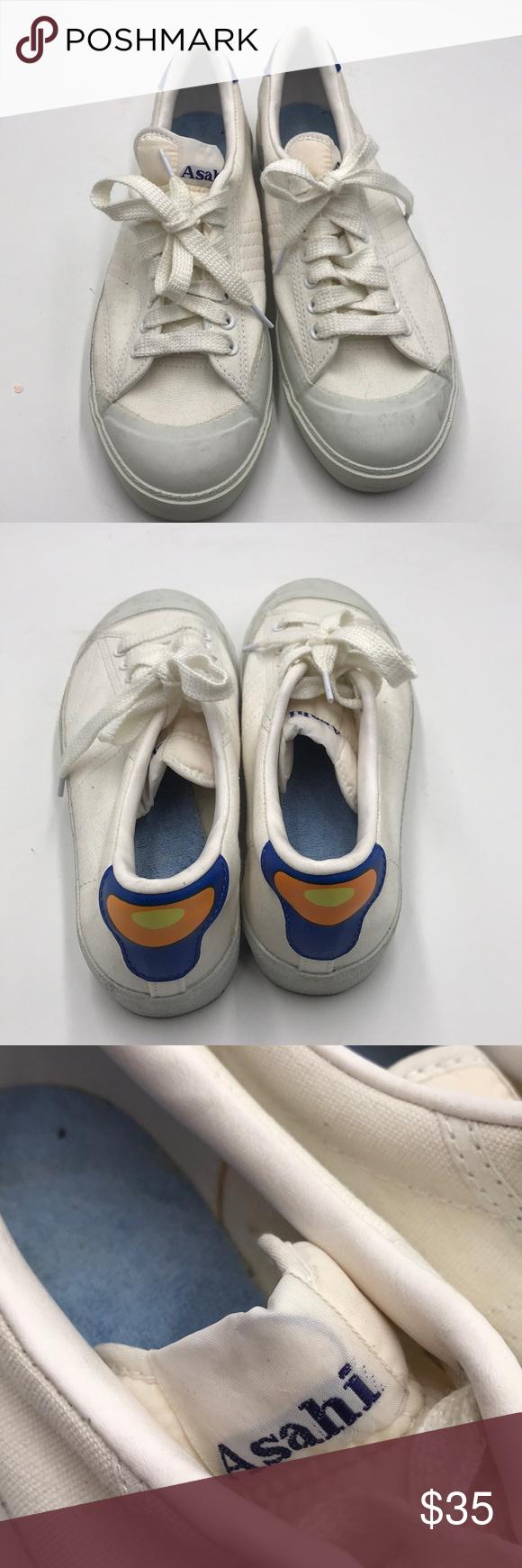 00d2f943de6 Vintage men s ASAHI tennis shoes So great! Like new- vintage! ASAHI Shoes  Sneakers
