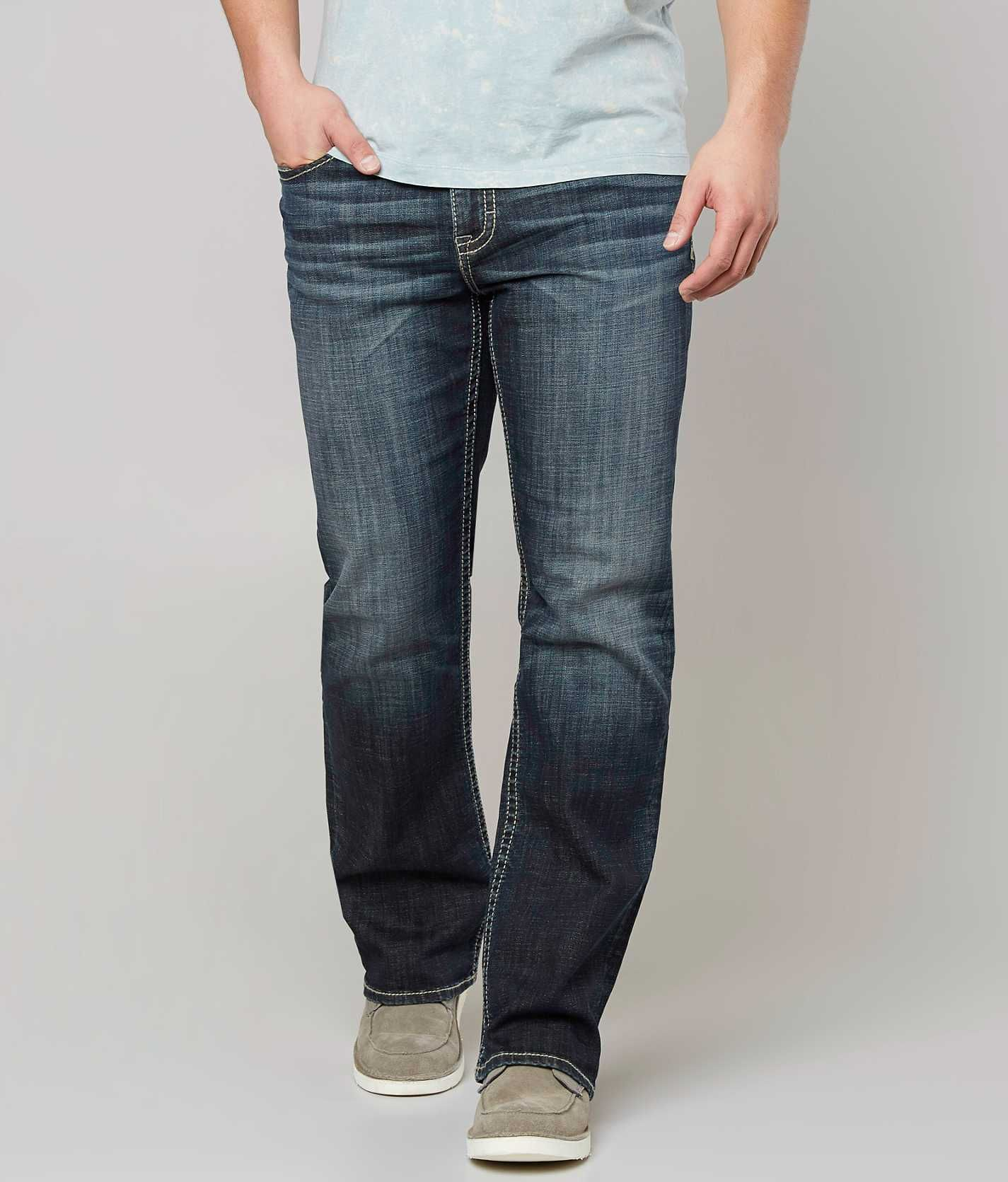 17a1a90e8ff BKE Tyler Boot Stretch Jean - Men's Jeans in STROW 2 | Buckle ...
