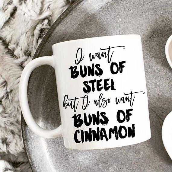 #coffee #goodmorning #coffeelover #sundayfunday #sunday #morning #coffeeaddict #coffeetime #nationalcoffeeday #breakfastofchampions #breakfast #foodie #motivation #cinnamonbuns #bunsofsteel #eat #drink #lifeisgood #coffeetime #coffeeshop #fall #coffeecup #mug #getsome #java #brew #instacoffee #nationalcoffeedayideas