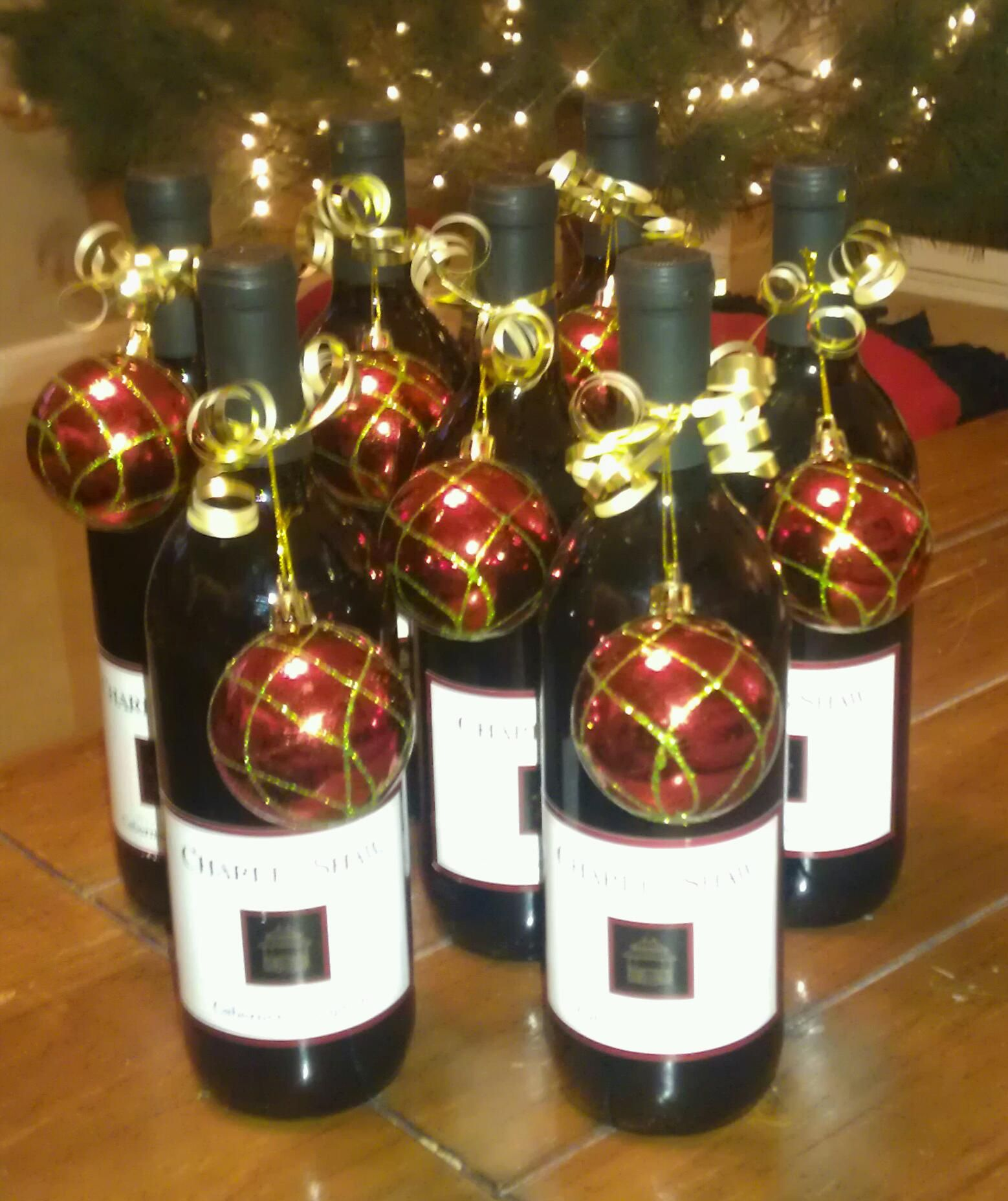 Christmas Party Favour Ideas Part - 30: Great Host Gift For The Holidays