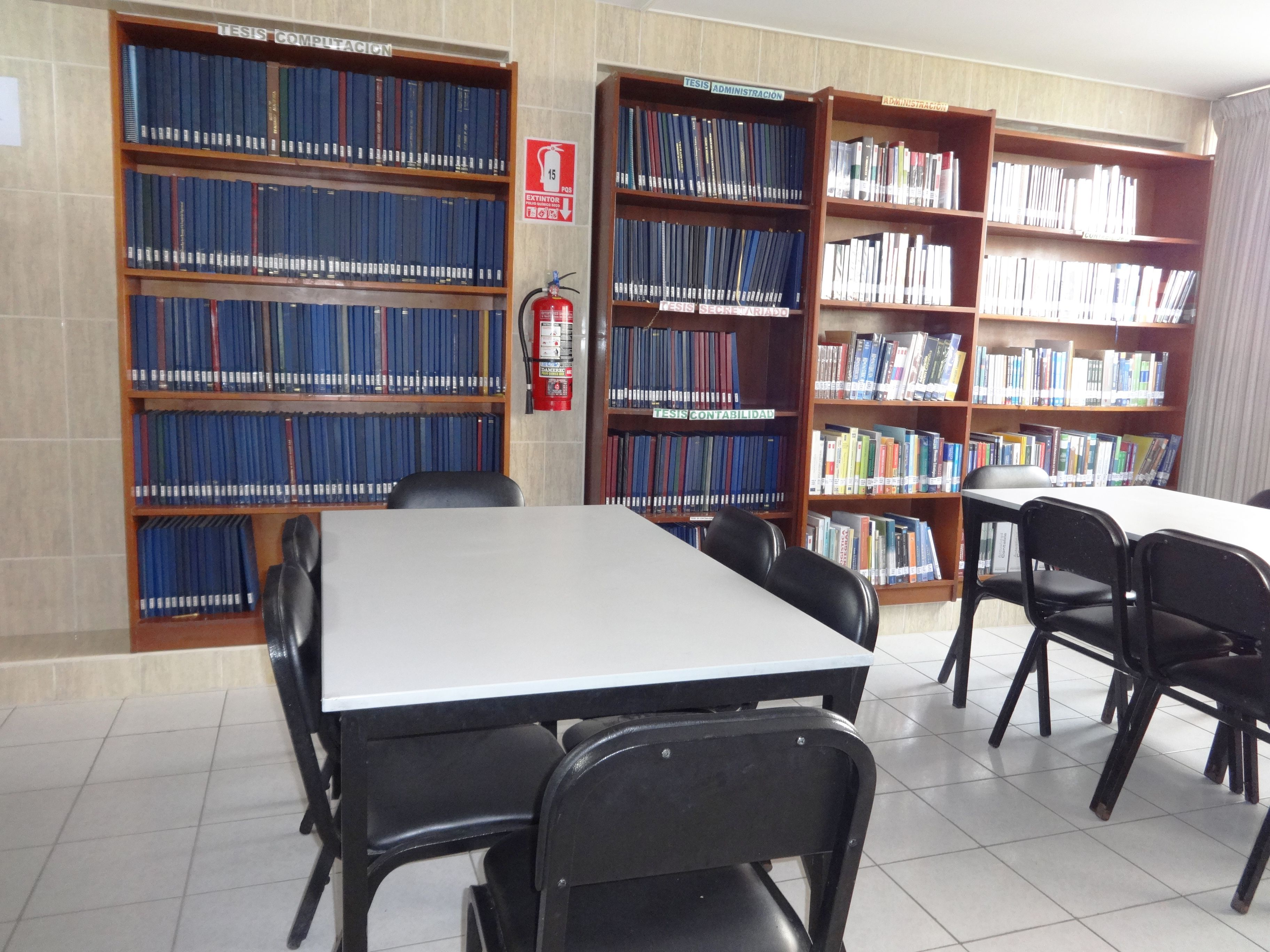 Colección de tesis y libros