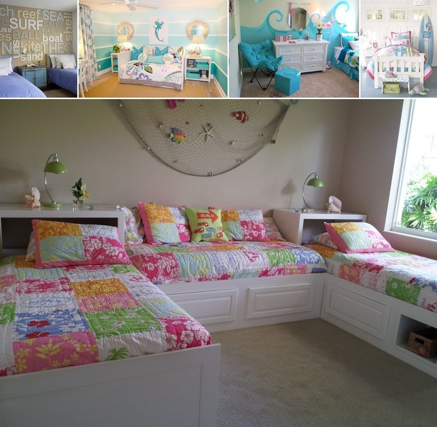 15 Adorable Sea Themed Kids Room Wall Decor Ideas - //www ... on decorating guest bedrooms on pinterest, decorating storage, redo guest bedroom, painting a guest bedroom, designing a guest bedroom, decorating kitchen, furnishing a guest bedroom, scandinavian bedroom, decorating office, decorating powder room, decorate small office in bedroom, decorating bathroom,