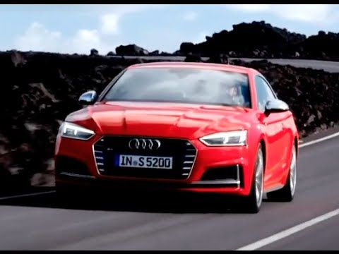 2017 audi a5 s5 coup interieur exterieur nice sound youtube