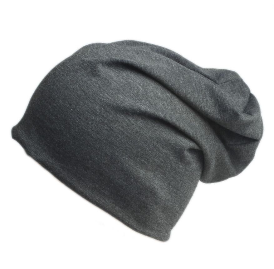 Adult Knitted Winter Warm Oversized Ski Slouch Hat Cap Baggy Beanies Cap