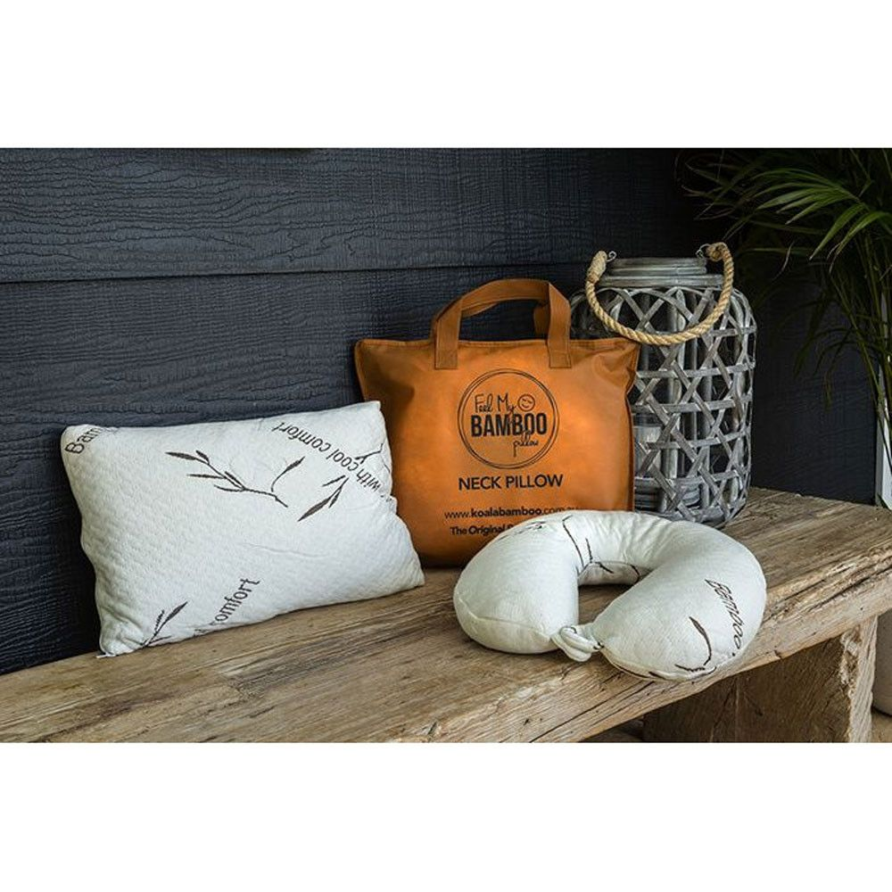 Cool Comfort Pillow By Feel My Bamboo