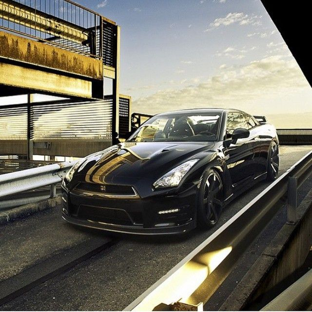 #Nissan #GTR