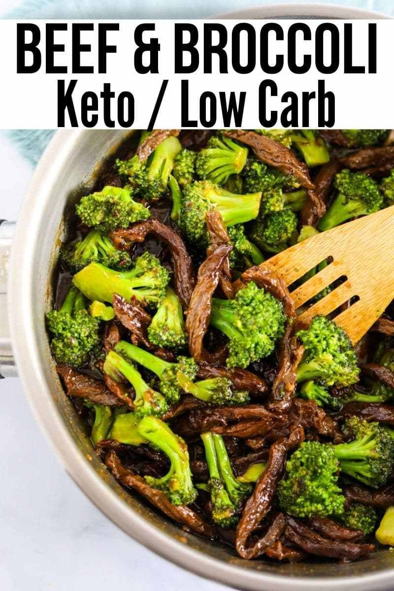 Photo of Keto/Low Carb Beef and Broccoli Stir Fry