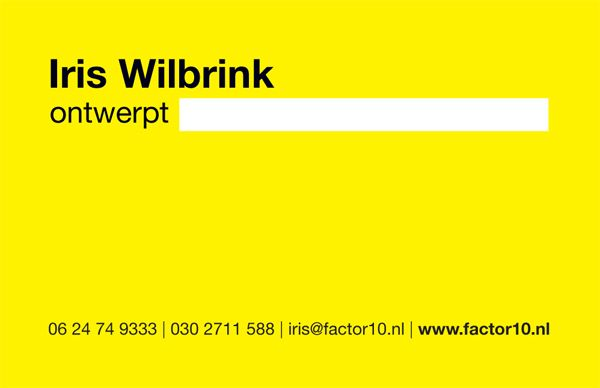 Iris Wilbrink ontwerp en werkt aan merken. /// Ik creëer ontmoetingen tussen merken en gebruikers op het snijvlak van technologische innovatie, merkbeleving en design. #user centered design #branding # service design #UX # Storytelling #visual design #FREELANCE