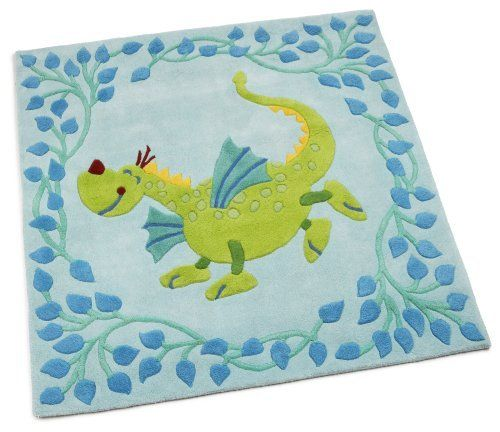 Nursery Rug Amazon: Haba Fairy Tale Dragon, Rug By Haba Toys USA, Http://www