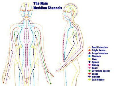 Chinese Medicine Meridians Diagram - Circuit Diagram Symbols \u2022