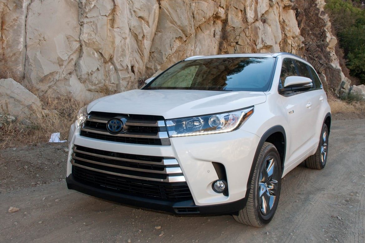 Nice 2019 Toyota Highlander Gas Mileage Specs And Review