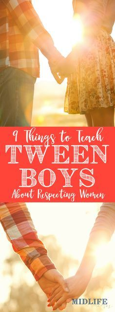I want to raise boys not just to be men, but to be gentlemen, starts long before they are tweens or teenagers. This post is the perfect place for any mother of boys to start teaching her boys to respect women. There are so many small things that we can te
