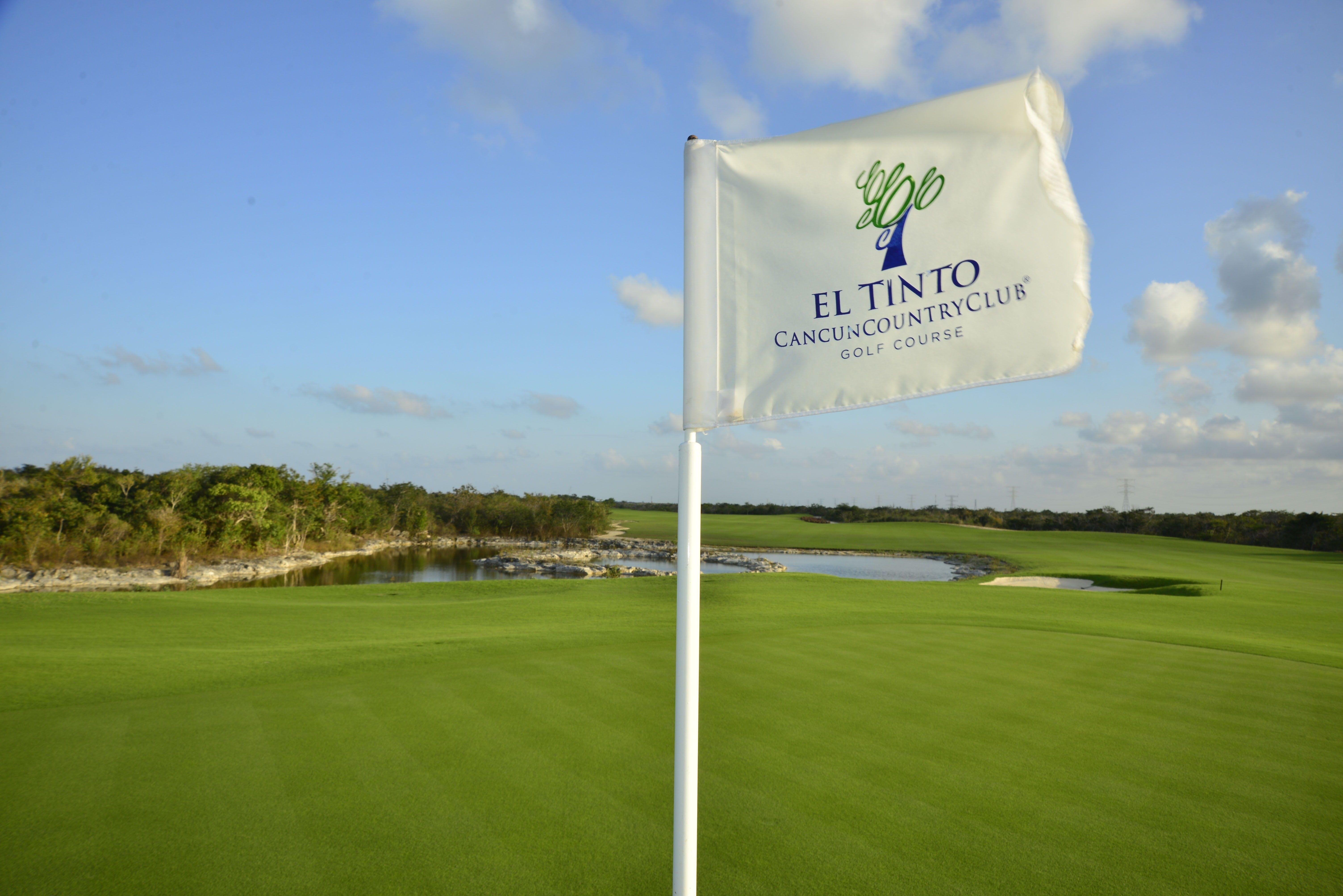 14++ Cancun golf course the tinto viral