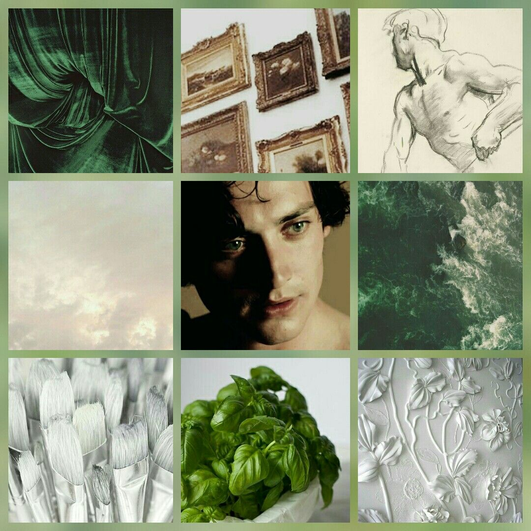 Basil Abstract Art The Picture Of Dorian Gray