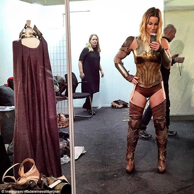 Image Result For Images Of Amazon Warriors From Wonder