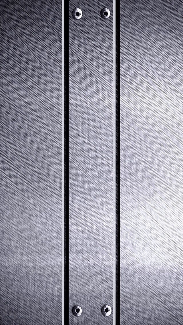 Wallpapers ios Silver grey wallpaper, Metal background