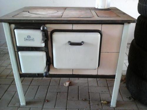 Alter Küchenofen