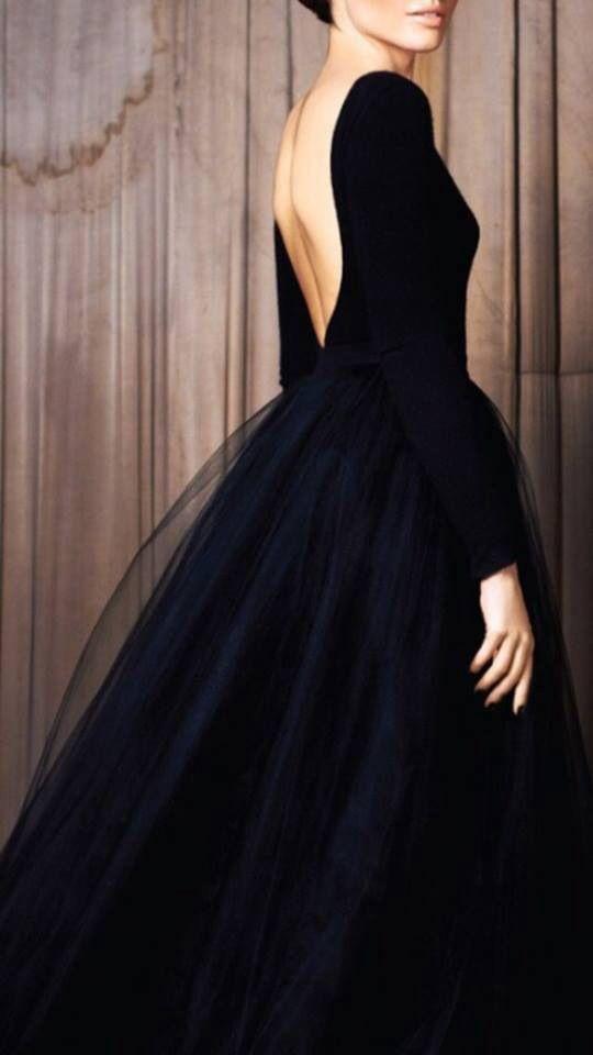 Elegante......preto.